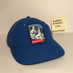 Supreme The North Face Mountain 6- Panel Hat
